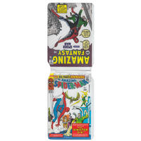 Spider-Man Classic Covers Travel/Oyster Card Holder