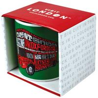 View Item Visit London (Routemaster Bus) Mug