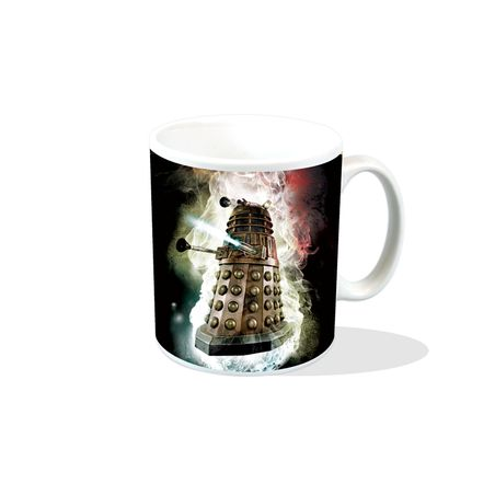 NEW DOCTOR WHO DALEK YOU WILL OBEY BOXED MUG TARDIS CYBERMEN K9 DR CERAMIC CUP