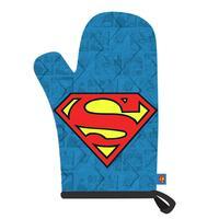 Superman Logo Single Oven Glove