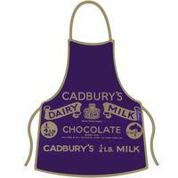 Cadbury's Dairy Milk Purple Wrapper Apron