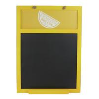 When Life Hands You Lemons Make A Gin & Tonic Chalk Board