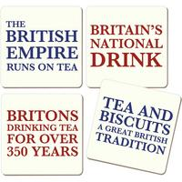 View Item Britian's National Drink Coaster Set (4 Coasters)