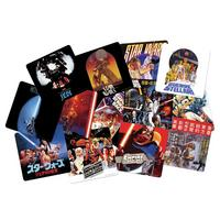 Star Wars Collectors Set of 13 Coasters In A Tin
