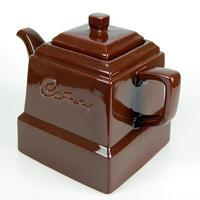 View Item Cadbury's Chocolate Chunk Tea Pot