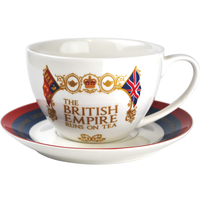 View Item Britain's National Drink Cup & Saucer Set