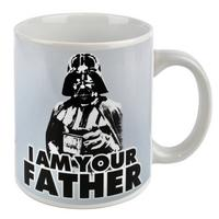 "View Item Darth Vader ""I Am Your Father"" Mug In A Tin Gift Set"