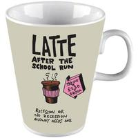 View Item The Truth About Mums And Dads Latte Mug