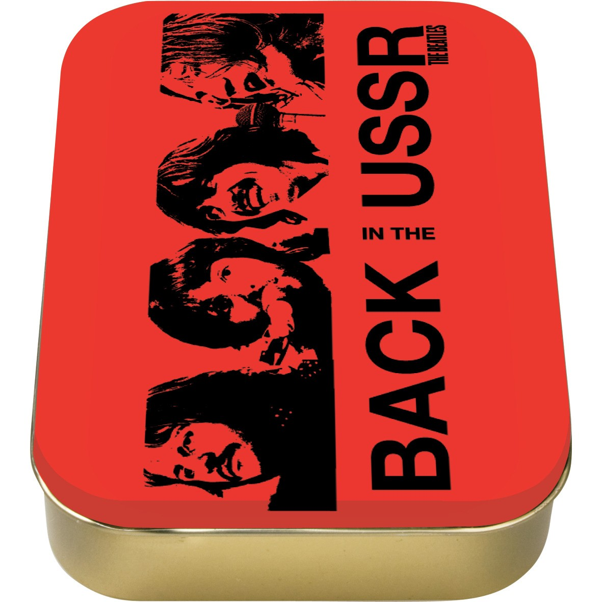 The Beatles (Back In The USSR) Collectors Tin