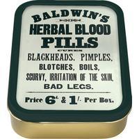 View Item Herbal Blood Pills Collectors/Tobacco Tin