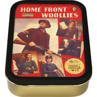 Home Front Woollies Collectors/Tobacco Tin
