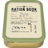 Ration Book Collectors Tin