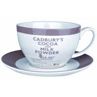View Item Cadbury's Cocoa & Milk Powder Cup & Saucer Set