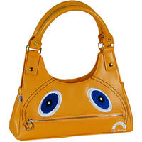 Rainbow Zippy Handbag