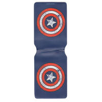 Captain America Shield Travel/Oyster Card Holder Thumbnail 1