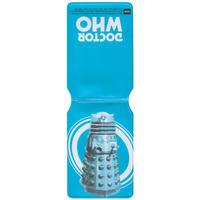 Doctor Who (Blue Pop Art Dalek) Travel/Oyster Card Holder