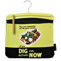 Dig For Victory Peg Bag