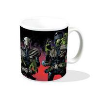 "Judge Death ""The Dark Judges"" Shield Mug"