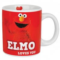 Elmo Loves You Mug