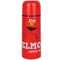 Elmo Loves You Vacuum Flask
