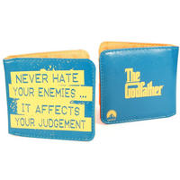 "The Godfather ""Never Hate Your Enemies... It affects Your Judgement"" Wallet"