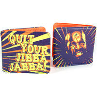 Mr T Quit Your Jibba Jabba Wallet.