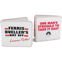 "Ferris Bueller's Day Off ""One Man's Struggle To Take It Easy"" Wallet"