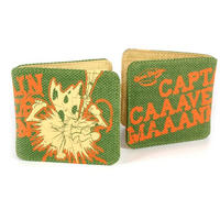 Captain Caveman Wallet