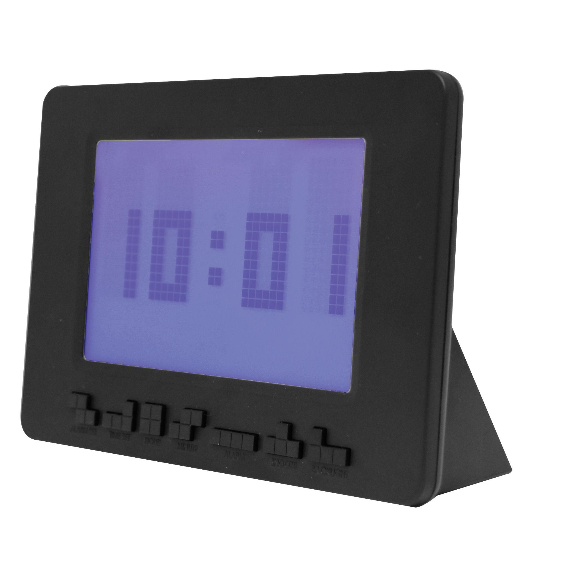 Animated Alarm Clock Tetris animated alarm clock