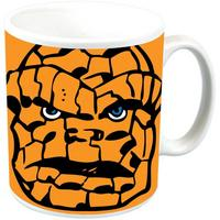 The Thing Face Ceramic Mug