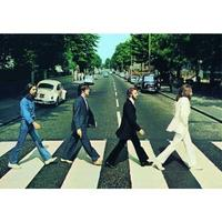 The Beatles Abbey Road Photo Postcard Thumbnail 1