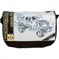 Haynes Manual Land Rover Shoulder Bag