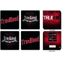 True Blood Coaster Set (4 Coasters)