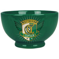 Harry Potter Slytherin Captain Ceramic Bowl