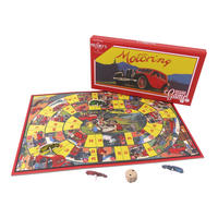 Motoring Small Board Game