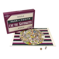 Suffragettes Pank-a-Squith Board Game