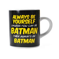 Always Be Batman Mini Espresso Mug Thumbnail 1