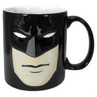 Batman Embossed Face & Logo Mug