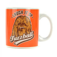"Star Wars Chewbacca ""Laugh It Up Fuzzball"" Mug"