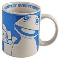 Zippy I'm So Clever (Blue) Mug