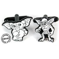 Gremlins Gizmo & Stripe Cufflinks