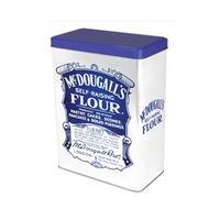 McDougall's Self-Raising Flour Tin Canister