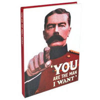 You Are The Man I Want A5 Linen Cover Notebook