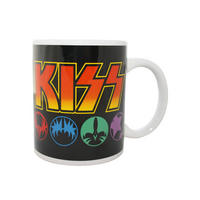 KISS Masks Mug