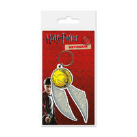 Harry Potter Snitch PVC Keyring