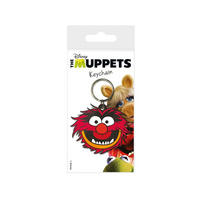 The Muppets Animal PVC Keyring