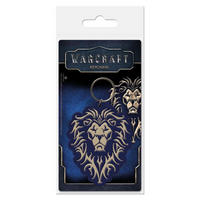 Warcraft The Alliance PVC Keyring