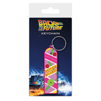 Back To The Future Hoverboard PVC Keyring