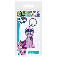 My Little Pony Twilight Sparkle PVC Keyring