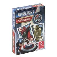 Captain America The First Avenger Playing Cards